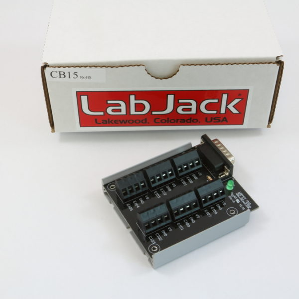 Labjack CB15_package_contents