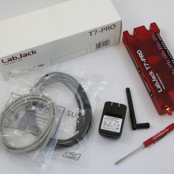 Labjack T7-Pro_USB_Ethernet_WiFi_DAQ_package_contents
